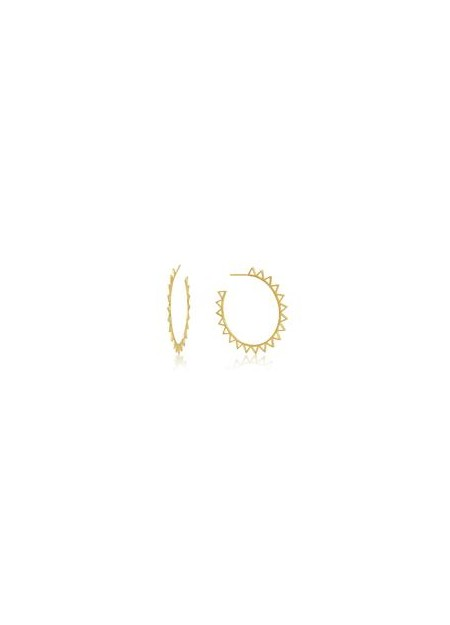 ORECCHINI ANIA HAIE Spike Hoop Earrings