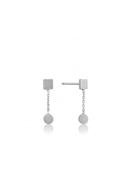 ORECCHINI ANIA HAIE Two Shape Drop Earrings