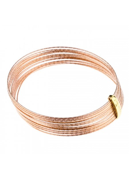 BANGLE RIGIDO Bronzo
